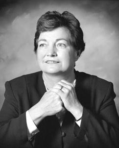 1976 Nobel Peace Prize awardee Mairead Corrigan