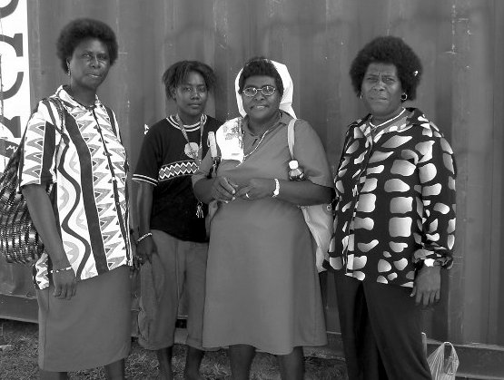 Women of the Bougainville InterChurch Women's Forum