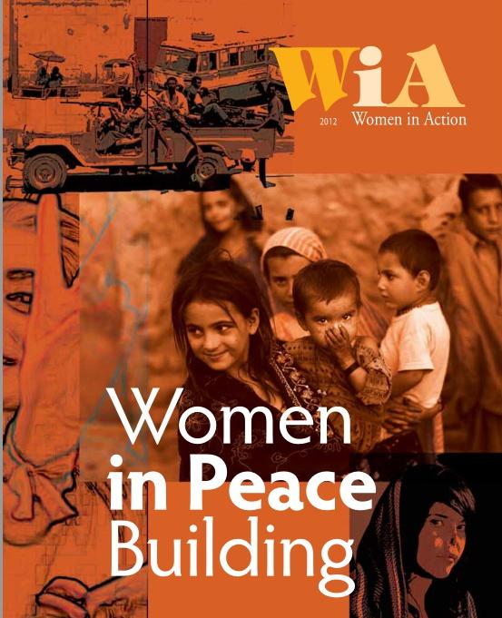 Women in Peace Building
