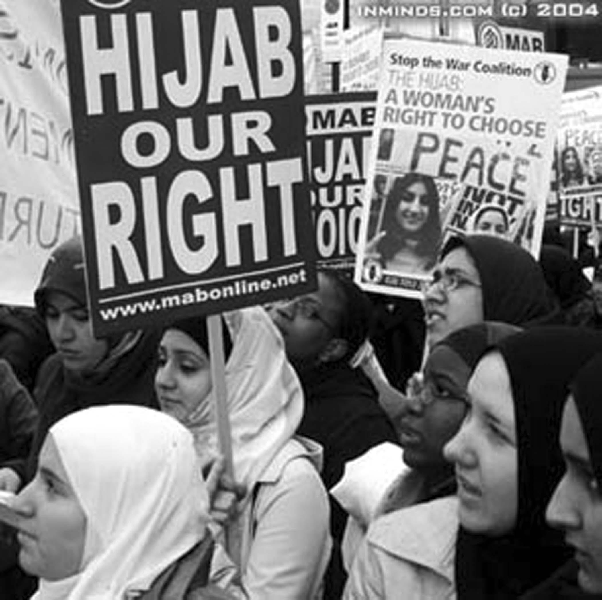 Hijab_rally